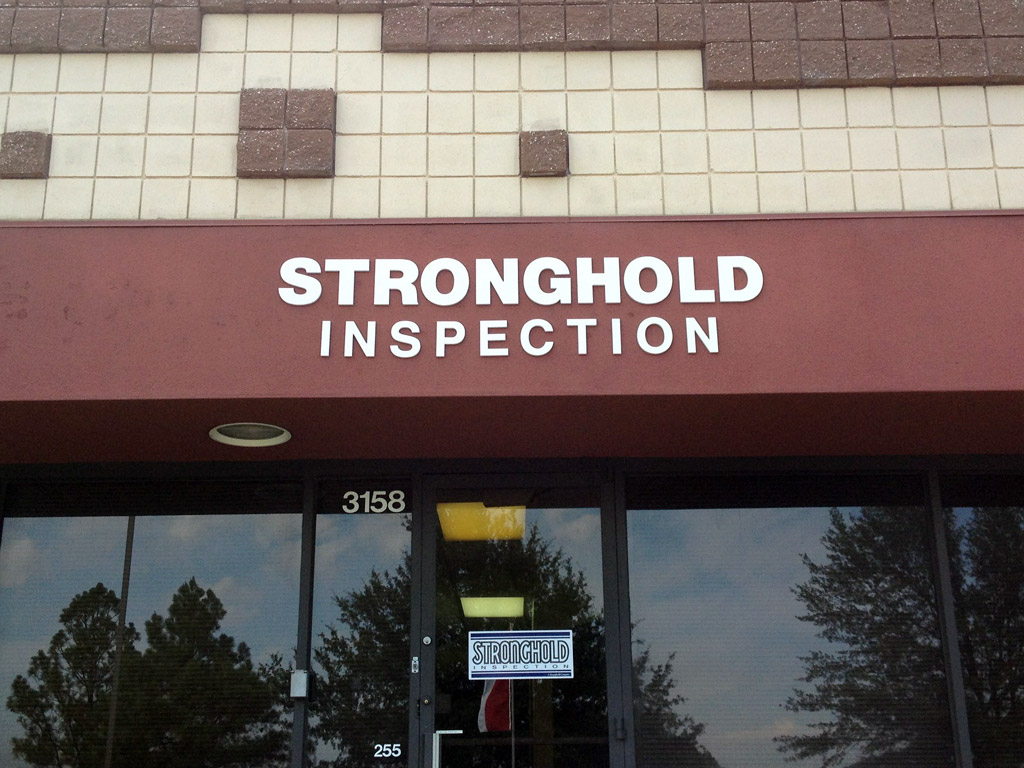 StrongholdInspection